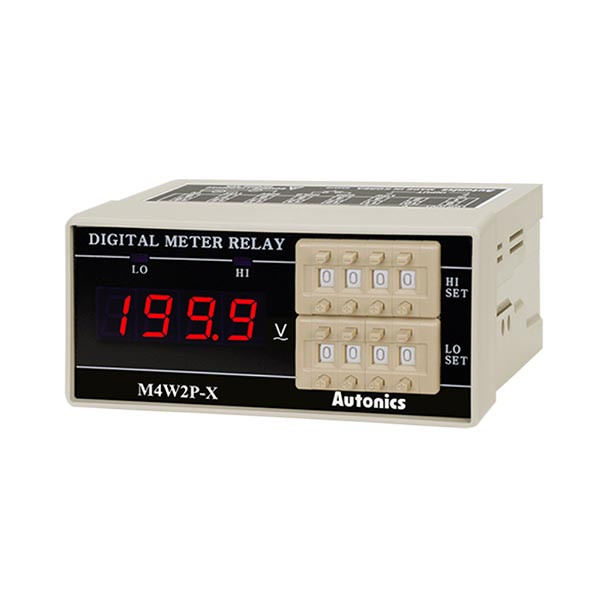 Autonics Controllers Panel Meters M4W2P SERIES M4W2P-AVR-4 (A1550000244)