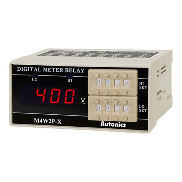 Autonics Controllers Panel Meters M4W2P SERIES M4W2P-AVR-6 (A1550000245)