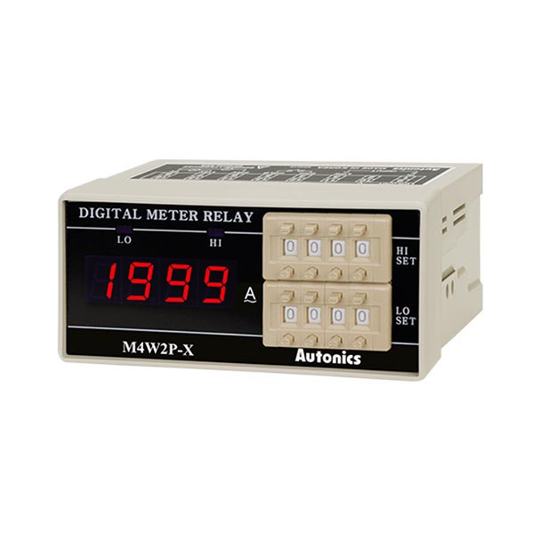 Autonics Controllers Panel Meters M4W2P SERIES M4W2P-AA-6 (A1550000252)