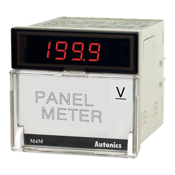 Autonics Controllers Panel Meters M4M SERIES M4M-DV-XX (A1550000273)
