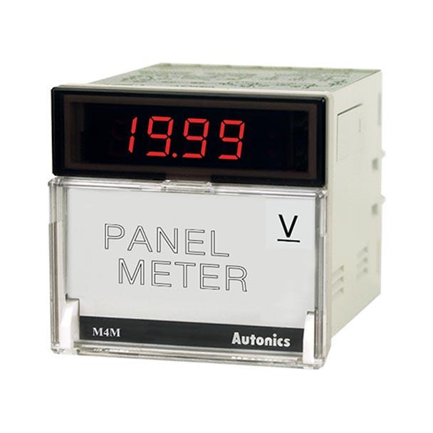 Autonics Controllers Panel Meters M4M SERIES M4M-DV-3 (A1550000274)