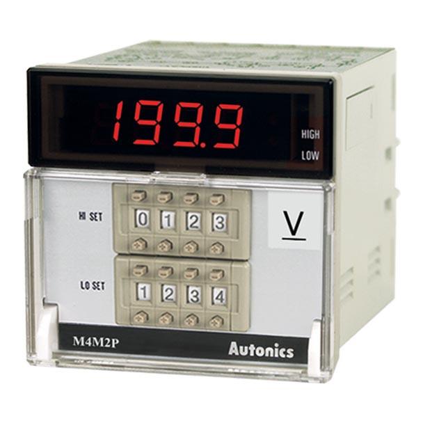 Autonics Controllers Panel Meters M4M2P SERIES M4M2P-DV-XX (A1550000296)