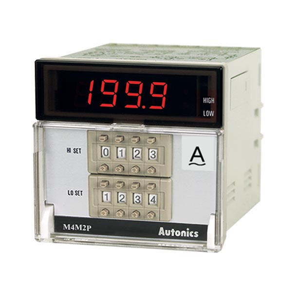 Autonics Controllers Panel Meters M4M2P SERIES M4M2P-AA-5 (A1550000309)
