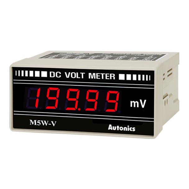 Autonics Controllers Panel Meters M5W SERIES M5W-DV-1 (A1550000313)