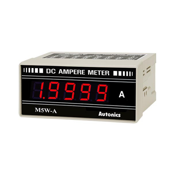 Autonics Controllers Panel Meters M5W SERIES M5W-DA-5 (A1550000323)