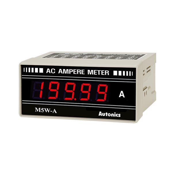 Autonics Controllers Panel Meters M5W SERIES M5W-AA-5 (A1550000337)