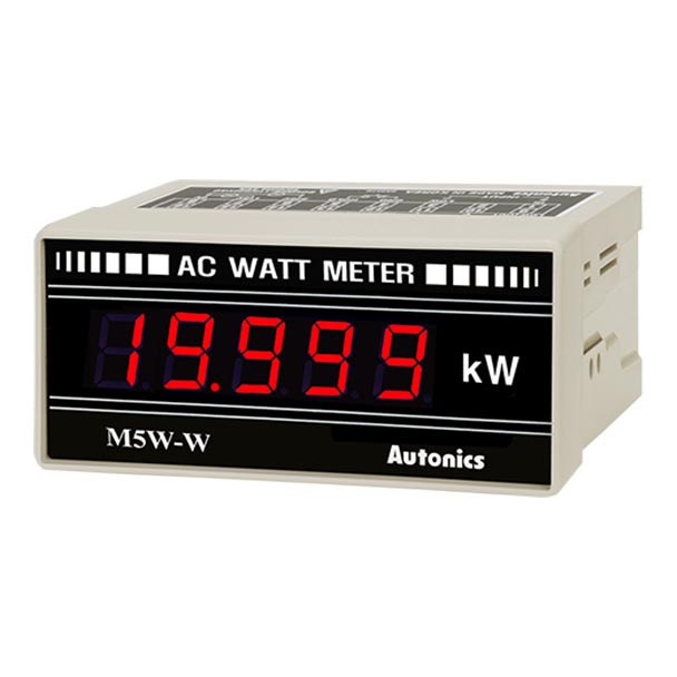 Autonics Controllers Panel Meters M5W SERIES M5W-W-3 (A1550000342)