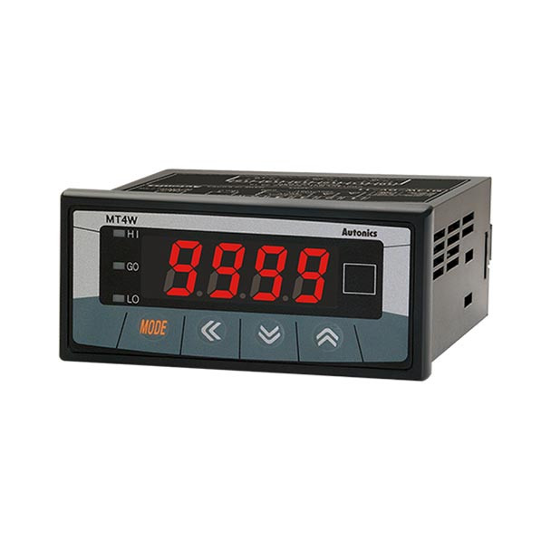 Autonics Controllers Panel Meters Multi Panel Meter MT4W SERIES MT4W-AA-47 (A1550000438)