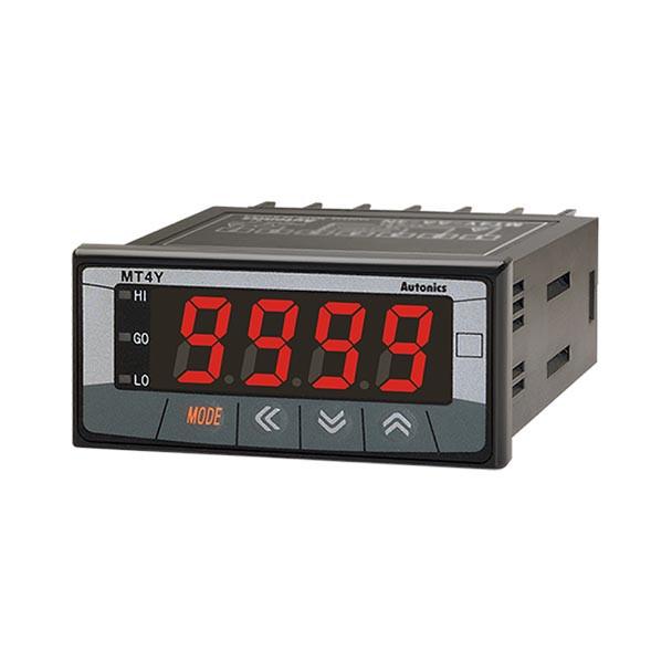 Autonics Controllers Panel Meters Multi Panel Meter MT4Y SERIES MT4Y-DV-45 (A1550000455)