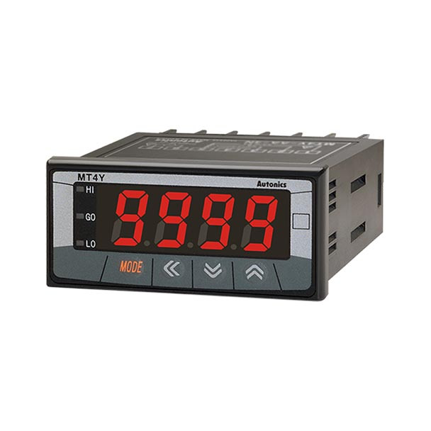 Autonics Controllers Panel Meters Multi Panel Meter MT4Y SERIES MT4Y-AA-41 (A1550000484)
