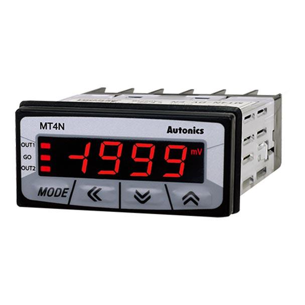 Autonics Controllers Panel Meters Multi Panel Meter MT4N SERIES MT4N-DV-E1 (A1550000498)