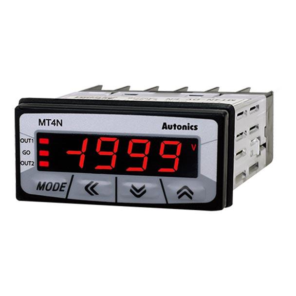 Autonics Controllers Panel Meters Multi Panel Meter MT4N SERIES MT4N-AV-E1 (A1550000518)
