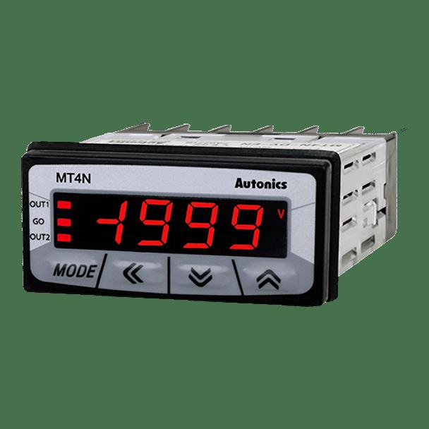 Autonics Controllers Panel Meters Multi Panel Meter MT4N SERIES MT4N-AV-E2 (A1550000519)