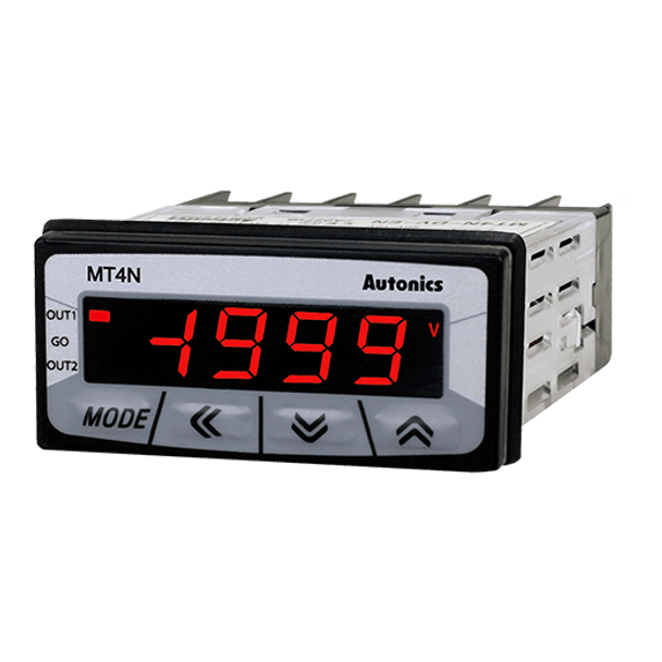 Autonics Controllers Panel Meters Multi Panel Meter MT4N SERIES MT4N-AV-E4 (A1550000522)
