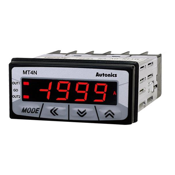 Autonics Controllers Panel Meters Multi Panel Meter MT4N SERIES MT4N-AA-E0 (A1550000526)