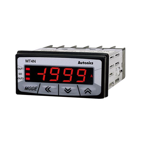 Autonics Controllers Panel Meters Multi Panel Meter MT4N SERIES MT4N-AA-E1 (A1550000528)