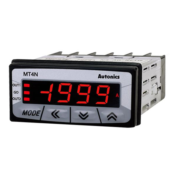 Autonics Controllers Panel Meters Multi Panel Meter MT4N SERIES MT4N-AA-E2 (A1550000529)