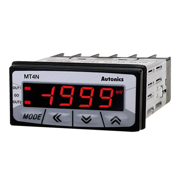 Autonics Controllers Panel Meters Multi Panel Meter MT4N SERIES MT4N-DV-40 (A1550000535)
