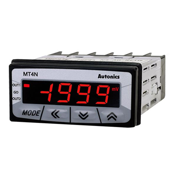 Autonics Controllers Panel Meters Multi Panel Meter MT4N SERIES MT4N-DV-44 (A1550000539)