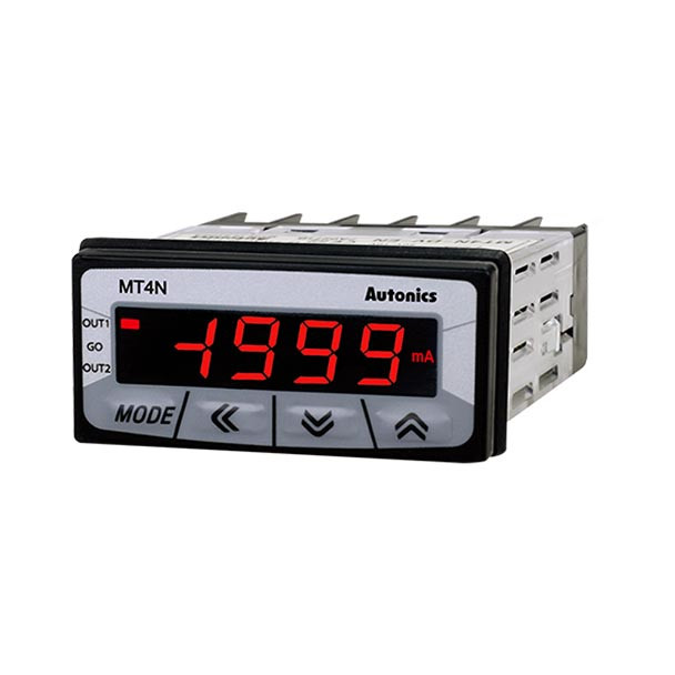 Autonics Controllers Panel Meters Multi Panel Meter MT4N SERIES MT4N-DA-43 (A1550000545)