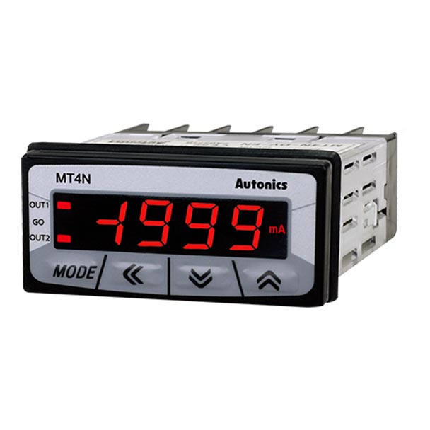 Autonics Controllers Panel Meters Multi Panel Meter MT4N SERIES MT4N-DA-45 (A1550000547)