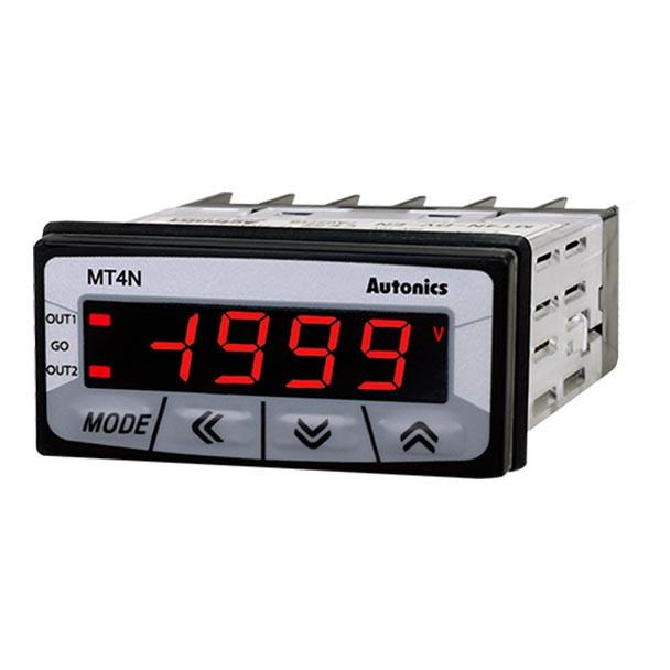 Autonics Controllers Panel Meters Multi Panel Meter MT4N SERIES MT4N-AV-40 (A1550000549)
