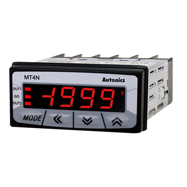 Autonics Controllers Panel Meters Multi Panel Meter MT4N SERIES MT4N-AV-42 (A1550000551)