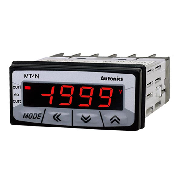 Autonics Controllers Panel Meters Multi Panel Meter MT4N SERIES MT4N-AV-44 (A1550000553)