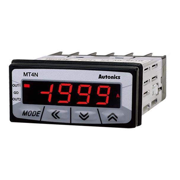 Autonics Controllers Panel Meters Multi Panel Meter MT4N SERIES MT4N-AA-43 (A1550000559)