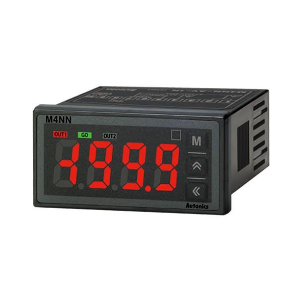 Autonics Controllers Panel Meters Multi Panel Meter M4NN SERIES M4NN-DV-12 (A1550000566)