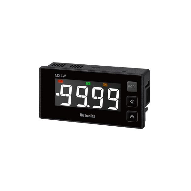 Autonics Controllers Panel Meters MX4W SERIES MX4W-A-F2 (H1550000280)