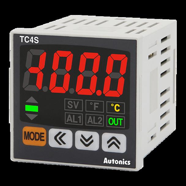 TC4M-24R Temperature Controller, Temperature Controller, TC4M-24R, autonics