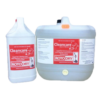 Roto-Dry Dry Carpet Cleaning Detergent