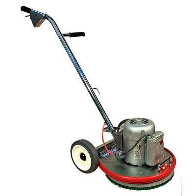 Orbiter Floor & Dry Carpet Cleaning Oscillating Pad Machine 40cm