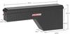 Model 171-5-01 Pork Chop Box, Aluminum, Passenger Side, 2.1 cu. ft.