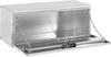 Model 648-0-02 Underbed Box, Aluminum, Compact, 8.6 cu. ft.