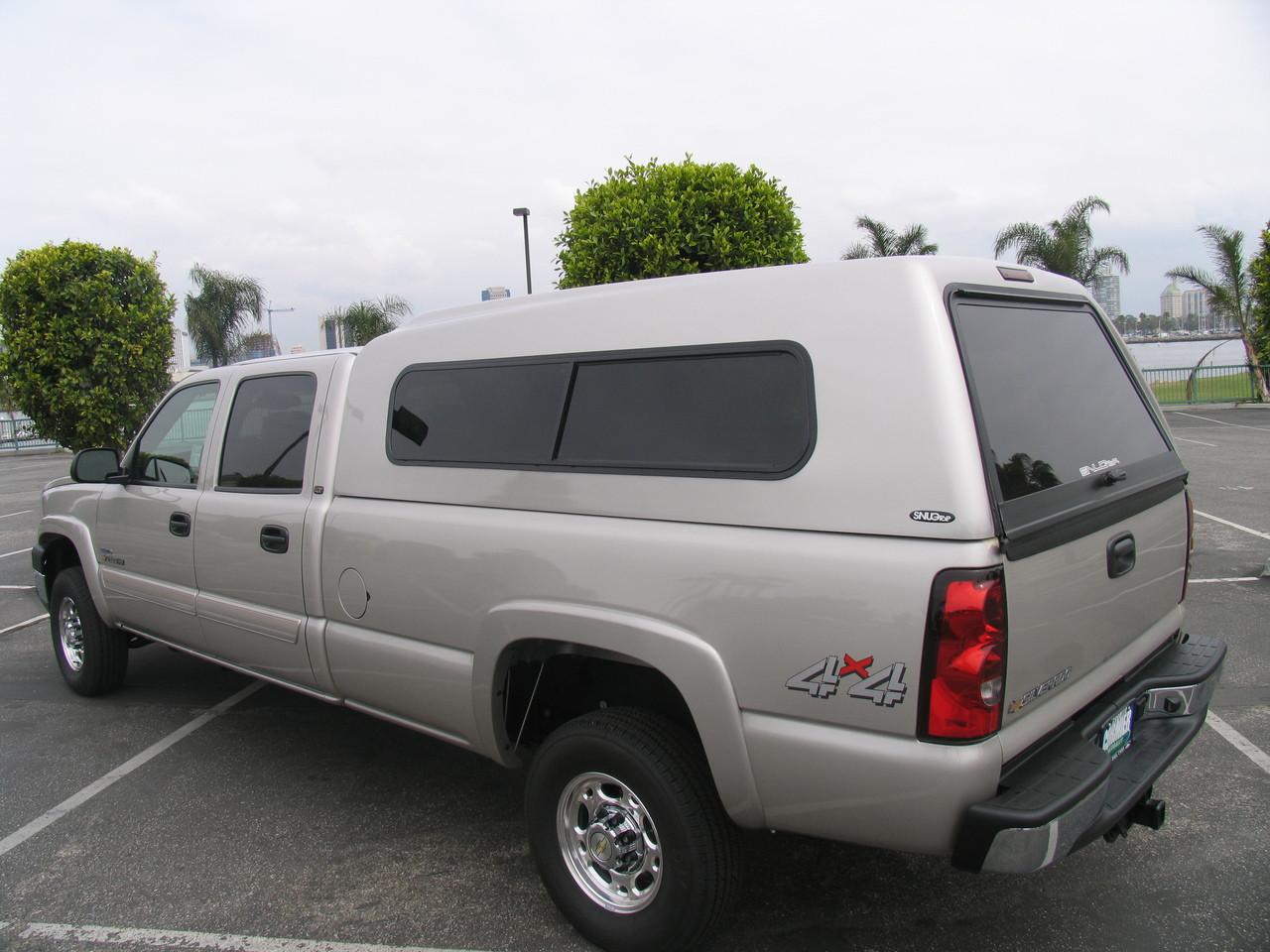 SnugTop Hi- Liner - Chevrolet/GMC