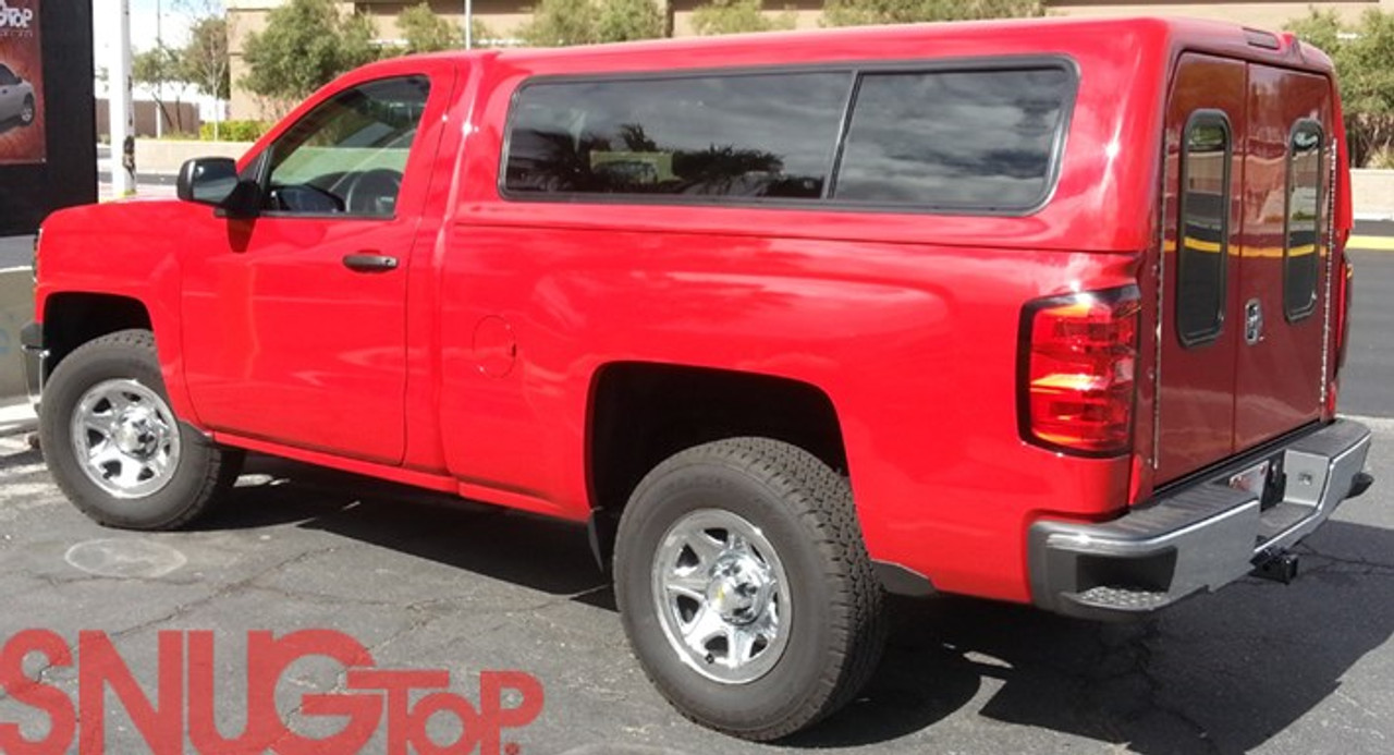 Snugtop Outback Chevrolet Gmc Fuller Truck Accessories