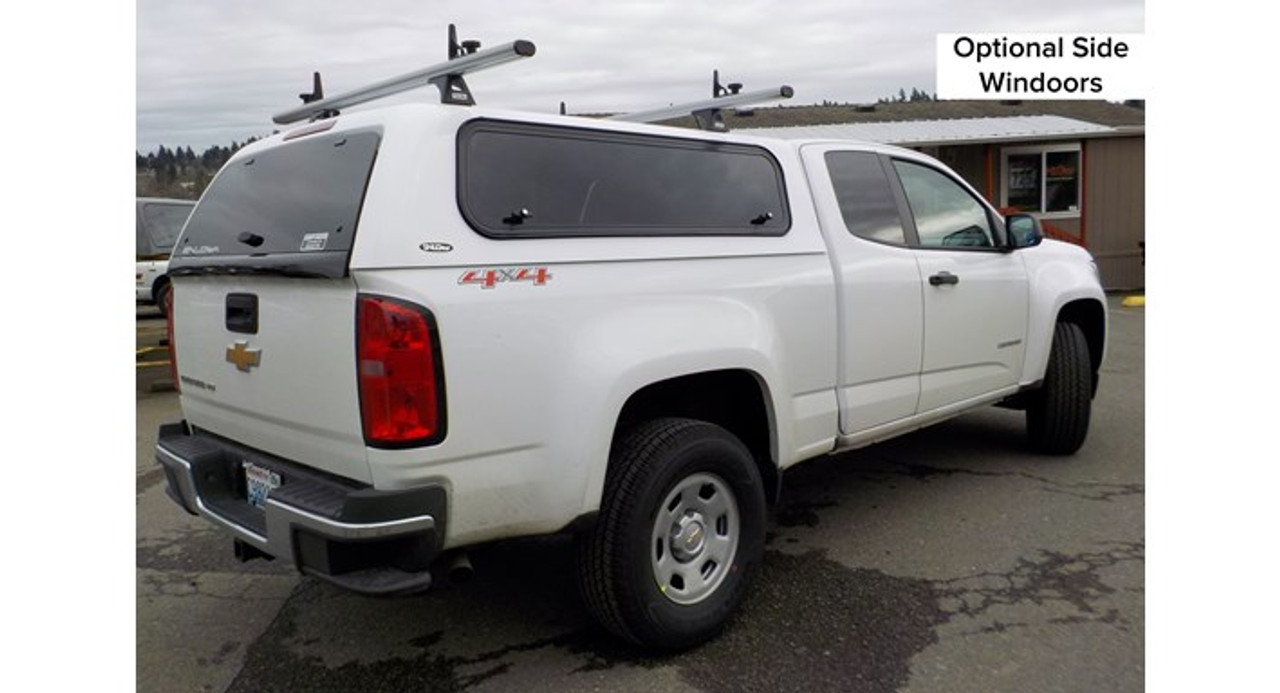 SnugTop Rebel - Chevrolet/GMC
