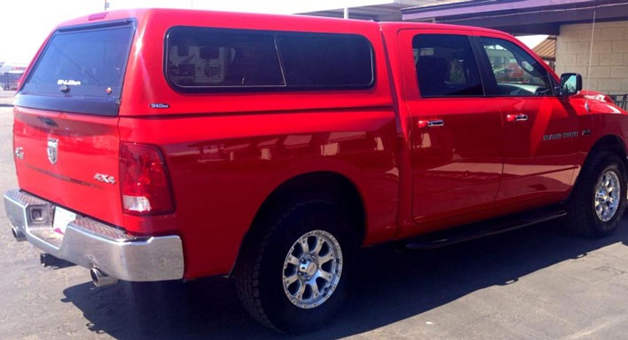 Snugtop Cab Hi Dodge Ram Fuller Truck Accessories