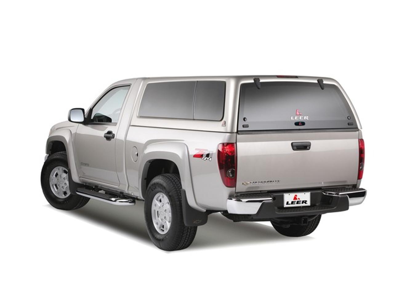 Leer 100XL - Chevrolet/GMC - Fuller Truck Accessories