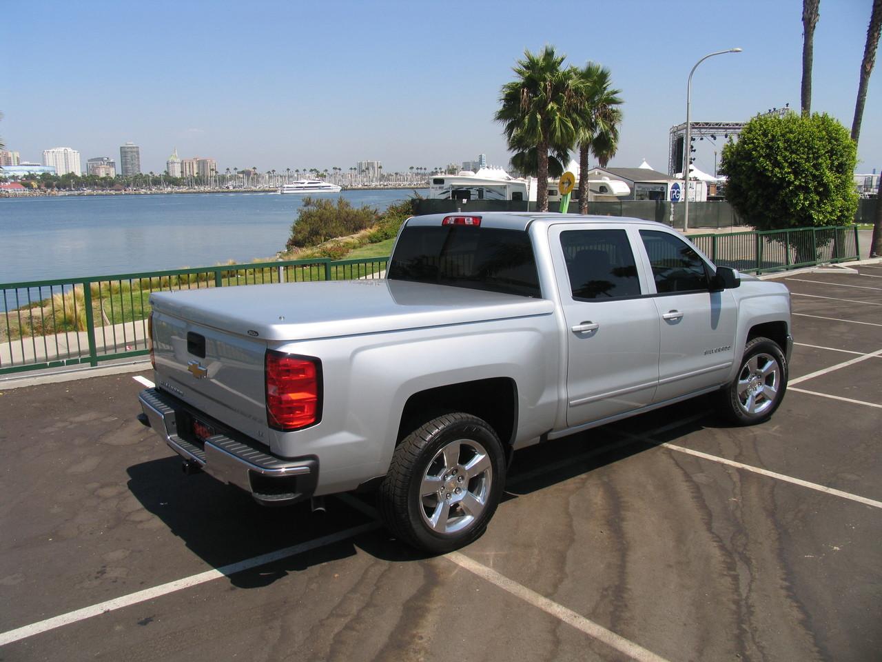 SnugLid TC- Chevrolet/GMC