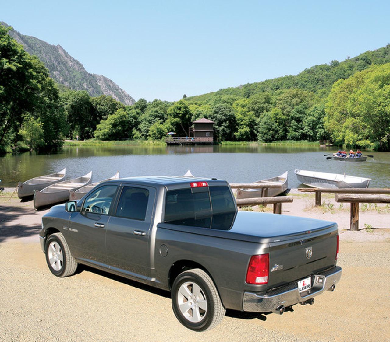 Leer 550 Dodge Fuller Truck Accessories
