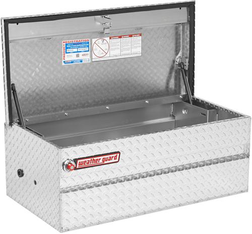 Model 644-0-01 All-Purpose Chest, Aluminum, Compact, 6.0 cu ft