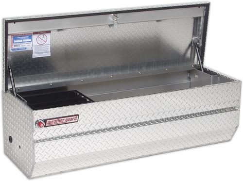 Model 654-0-01 All-Purpose Chest, Aluminum, Compact, 12.0 cu. ft.