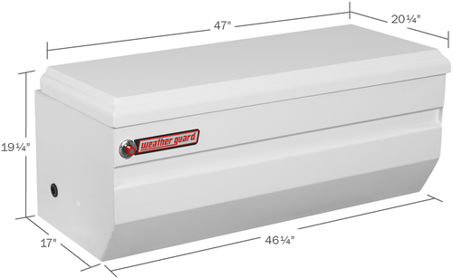 Model 675-3-01 All-Purpose Chest, Steel, Full Compact, 10.0 cu. ft.