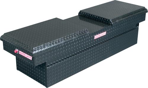 Model 124-5-01 Cross Box, Aluminum, Full Standard, 11.3 cu. ft.