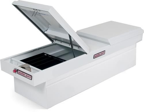 Model 125-3-01 Cross Box, Steel, Full Standard, 11.3 cu. ft.