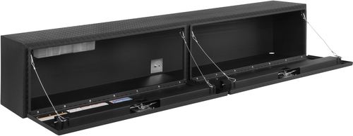 Model 391-52-02 Super-Side Box, Aluminum, 15.2 cu. ft.