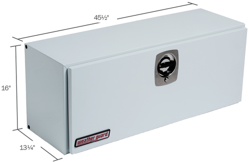 Model 246-3-02 Hi-Side Box, Steel, 5.6 cu. ft.